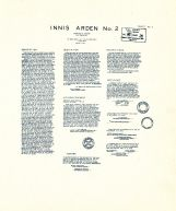 Innis Arden No. 2 - Sheet No. 1, King County 1945 Vols 1 and 2